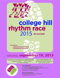 Rhythm Race!