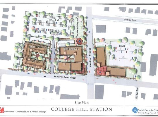 College Hill Station