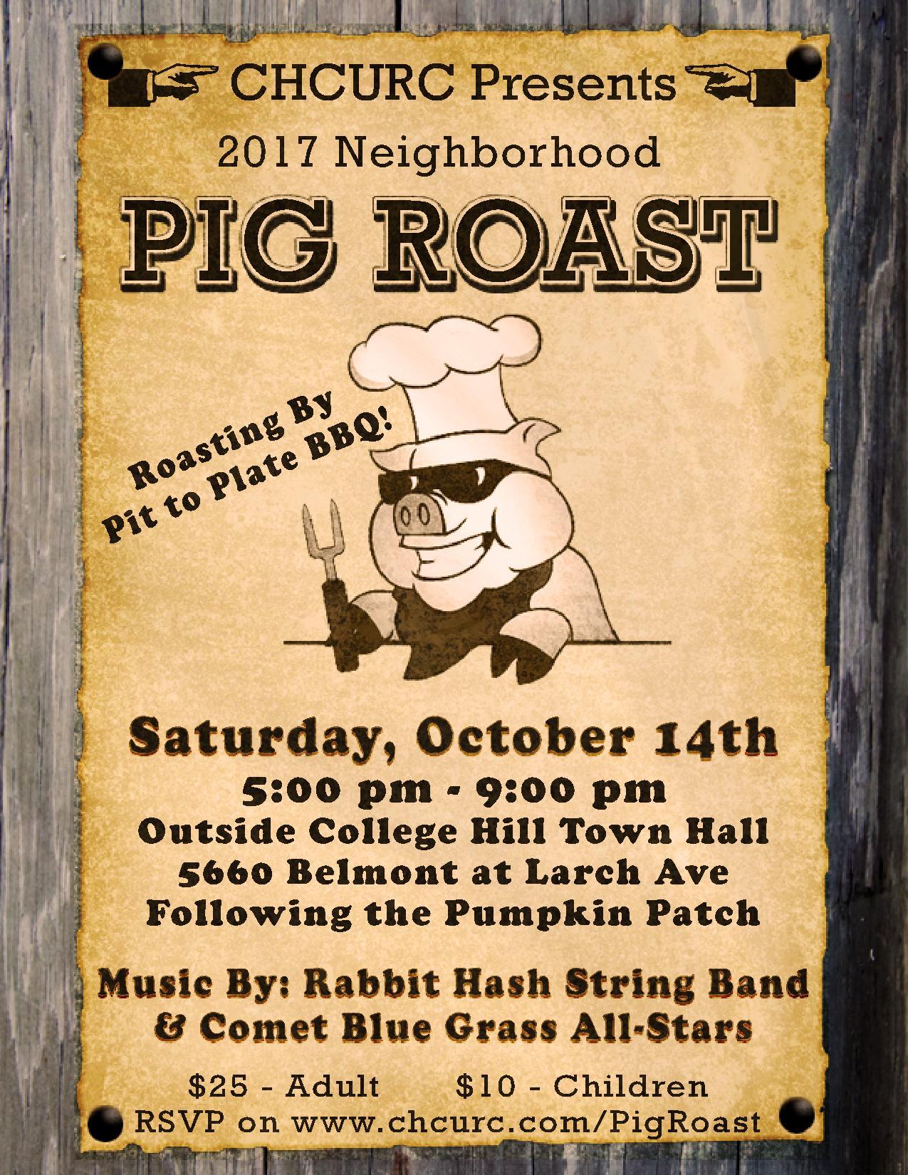 Pig Roast 2017