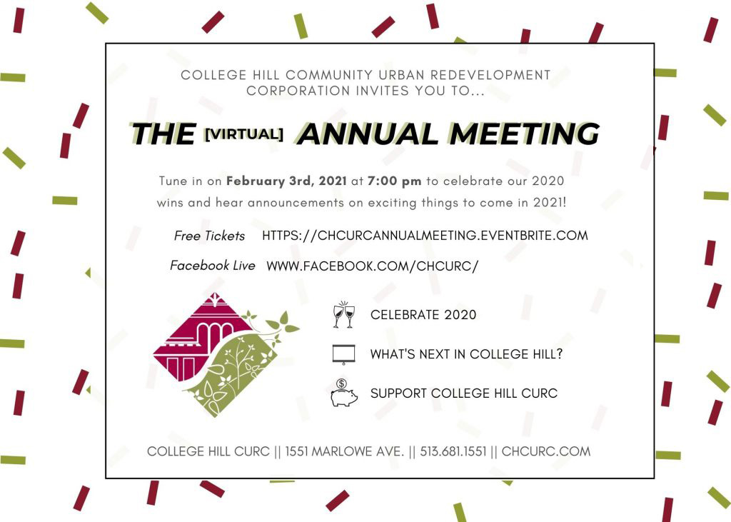 CHCURC Annual Meeting 2021